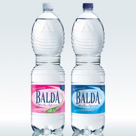 ACQUA BALDA PLASTICA 6 BOTT